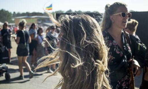 Geena (25) gjemte MDMA i underlivet på Roskilde