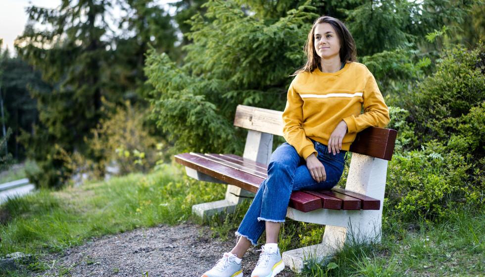STOR BEDRING: Det går endelig riktig vei igjen for Heidi Weng. Foto: John T. Pedersen / Dagbladet
