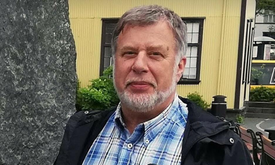 OPPSAGT: Kjell Henning Eriksen ble sagt opp da han nektet å barbere seg. Til høsten tar han saken til retten i Stavanger. Foto: Privat