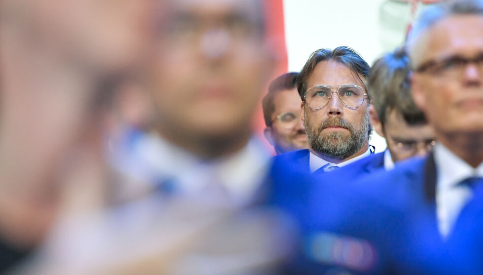 SPENT: Peter Forsberg før OL-avgjørelsen. Foto: Stina Stjernkvist / TT kod 11610