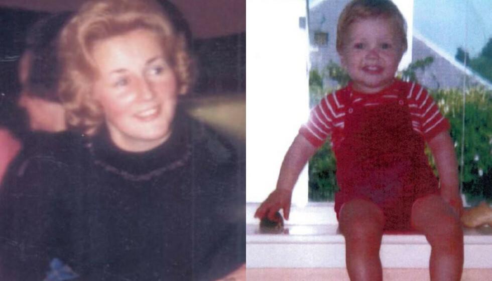 IKKE FUNNET: Renee og Andrew MacRae forsvant 12. november 1976. Politiet håper at et nedlagt steinbrudd kan gi dem gjennombruddet de håper på i etterforskningen. Foto: Politiet
