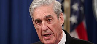 Mueller sier ja til åpen høring i Kongressen