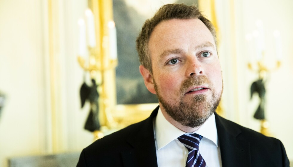 - RINGTE INGEN BJELLER: Næringsminister Torbjørn Røe Isaksen ble først orientert om Innovasjon Norges PR-stunt i mai, ifølge Medier24. Foto: Berit Roald / NTB scanpix