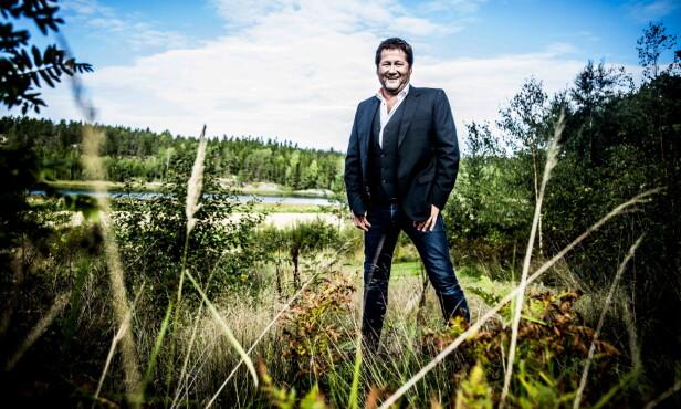 HJEMME: Bjarne Brøndbo skal feriere like ved hjemmet i Namsos i sommer. Foto: Thomas Rasmus Skaug / Dagbladet