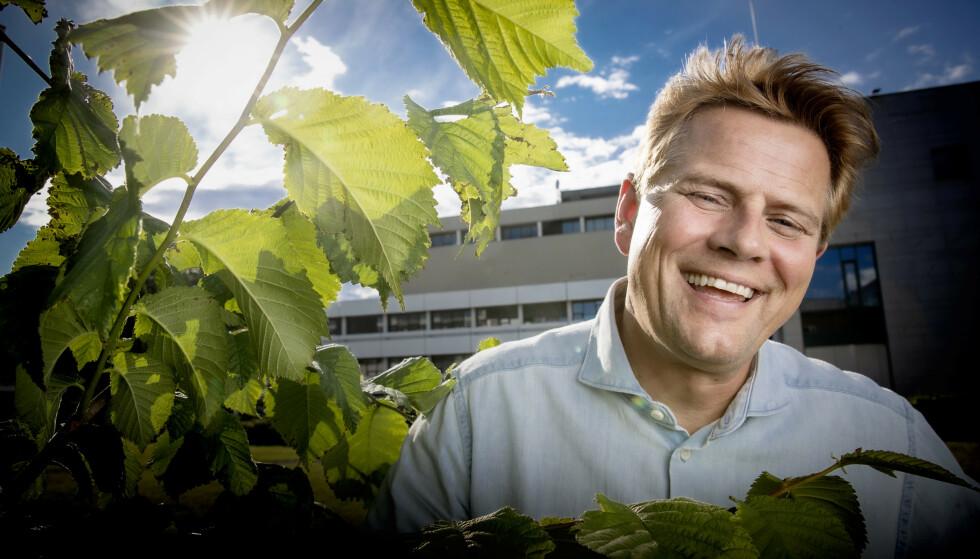 PROGRAMLEDER: Robert Stoltenberg er for første gang programleder for NRK Sommeråpent. Foto: Bjørn Langsem / Dagbladet