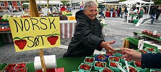 Forsket i fire år: Dette smaker jordbær