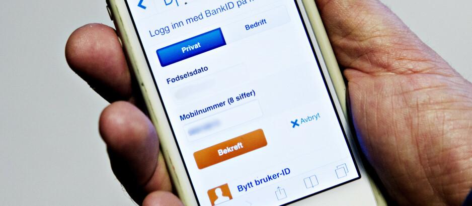 TILTALT FOR BEDRAGERI VIA STJÅLNE ID'ER: Mannen fra Finnmark er tiltalt for å ha stjålet ID-opplysninger fra sju personer for å tilegne seg 102 banklån. Illustrasjonsfoto; Nina Hansen, Dagbladet.