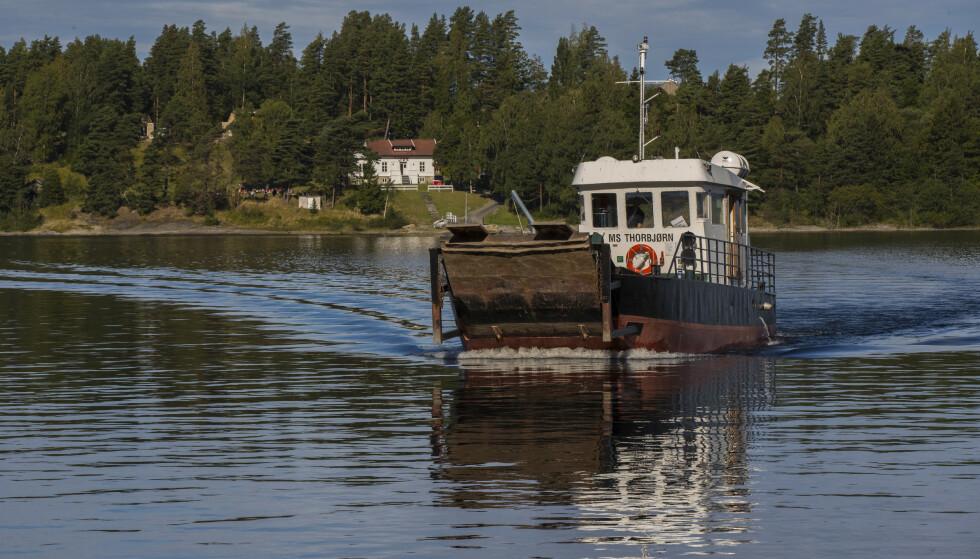 BEKLAGER: Aftenposten beklager nå for en artikkel om hva som skjedde på båten MS Thorbjørn. Foto: Vidar Ruud / NTB scanpix