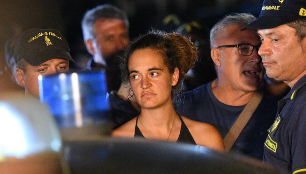 Foto: Guglielmo Mangiapane/Reuters/NTB Scanpix