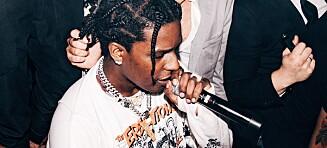 ASAP Rocky-konsert avlyst