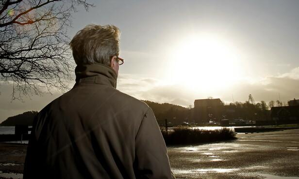 <strong>DREPT:</strong> Lagmannsretten har slått fast at Øystein Hagel Pedersen (67) ble drept av ekssamboeren i april 2014. Foto: Erling Hægeland / Dagbladet