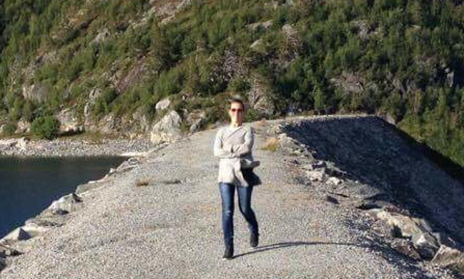 <strong>DØMT:</strong> Elisabeth Terese Aaslie (44) er idømt lovens strengeste straff for dobbeltdrap. Foto: Privat