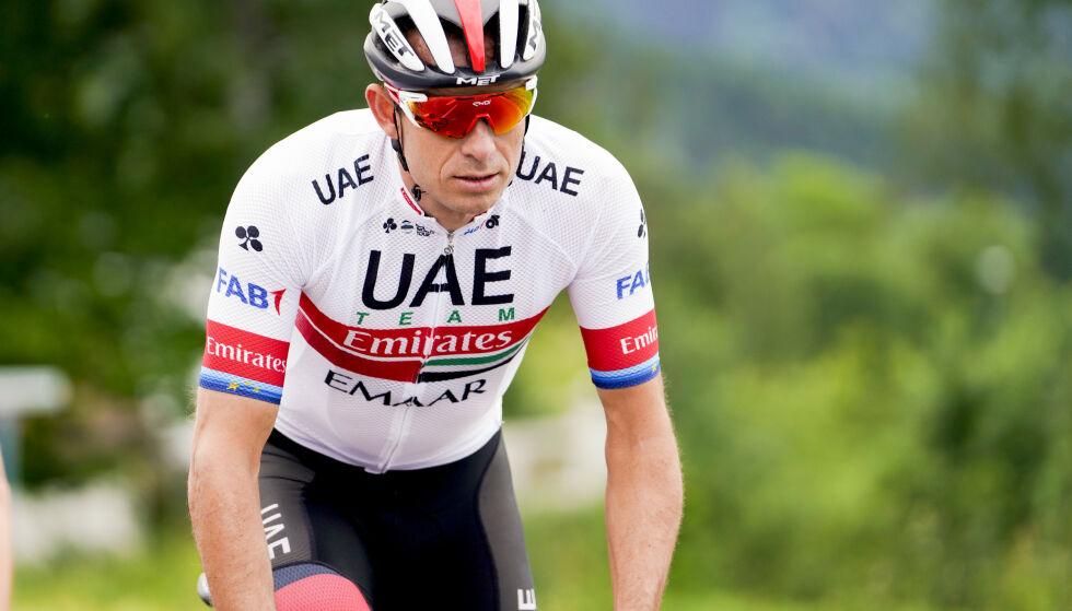 SPURTER: Alexander Kristoff er lagets store håp i spurten i Tour de France. Foto: Fredrik Hagen / NTB scanpix