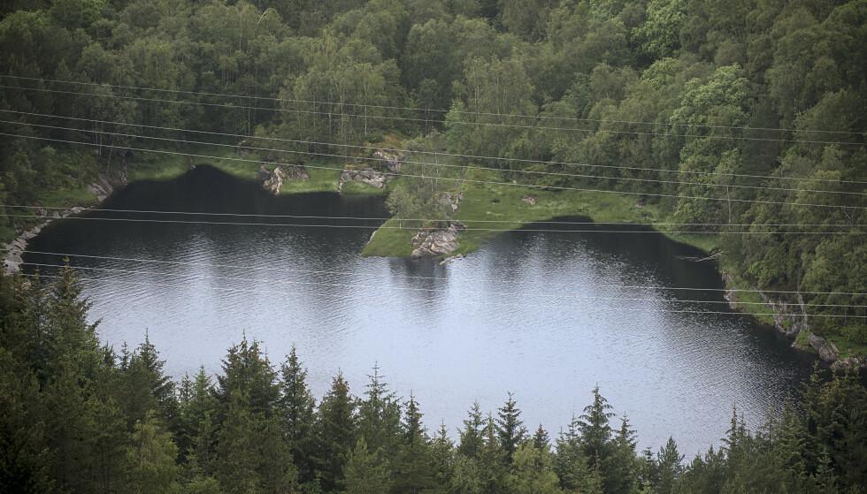 Kleppe vannverk. Foto: Marit Hommedal / NTB scanpix