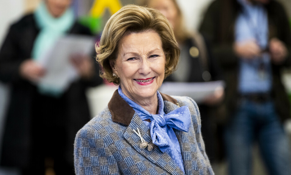 <strong>BURSDAG:</strong> I dag fyller dronning Sonja 82 år. Foto: NTB Scanpix