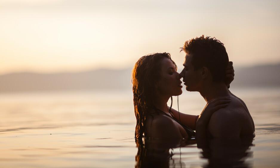 Feriesex: Om du reiser på tur med familien, kan det være ekstra utfordrende å få sexlivet til å blomstre. Men ekspertene har gode råd. Foto: NTB Scanpix