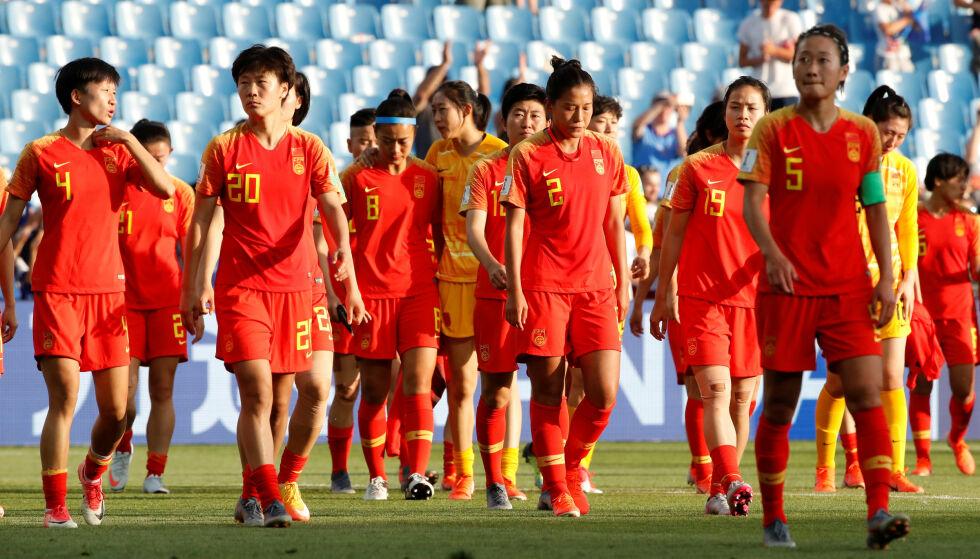 SATSER: Kinas neste rikeste mann, Jack Ma, bidrar til at satsingen rundt det kinesiske fotballandslaget for kvinner blir tilført 1,2 milliarder kroner. Foto: REUTERS/Jean-Paul Pelissier