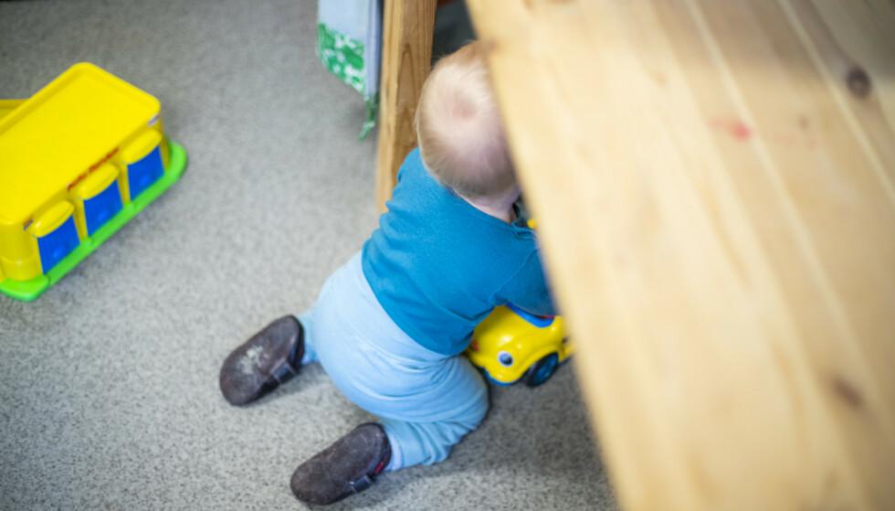 TIL BARNA: Valget burde være enkelt. Pengene skal gå til barna, skriver artikkelforfatteren. Foto: Håkon Mosvold Larsen / NTB scanpix