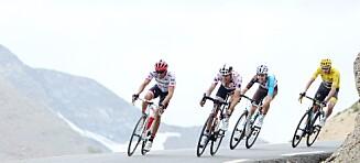 Etappene som avgjør Tour de France