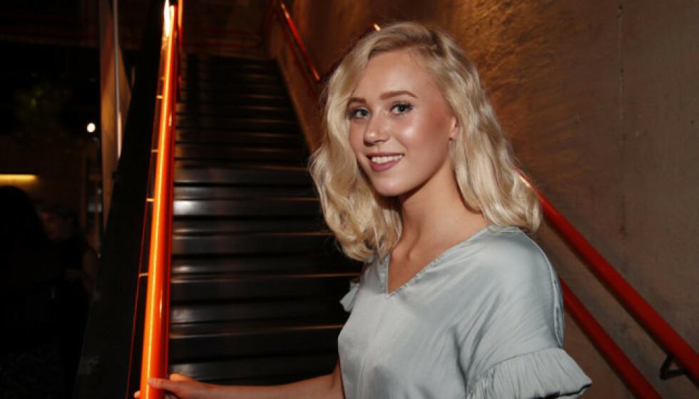 FILM-AKTUELL: Josefine Pettersen medvirker i filmen «Disco», som har premiere i løpet av vinteren. Foto: NTB Scanpix