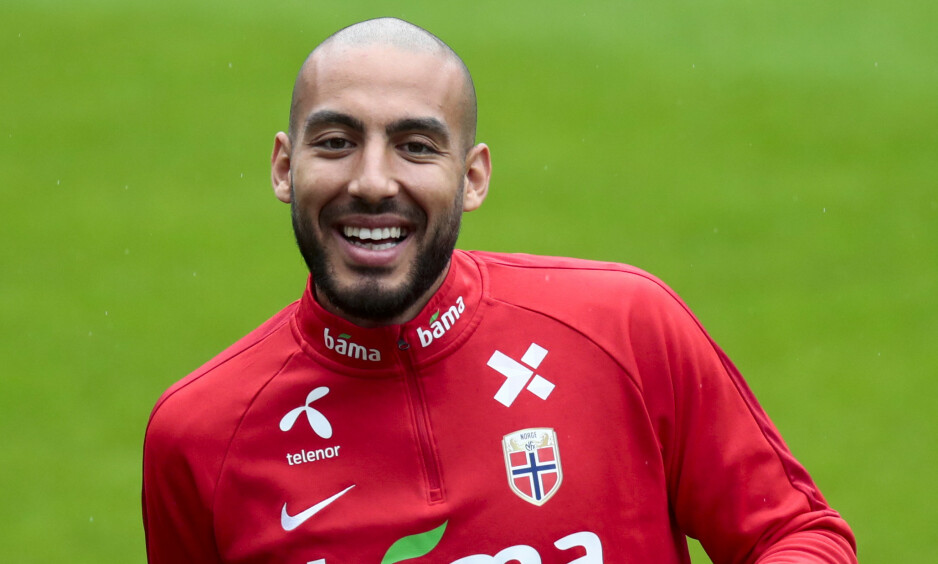 NY KLUBB: Haitam Aleesami er klar for Amiens. Foto: Lise Åserud / NTB scanpix