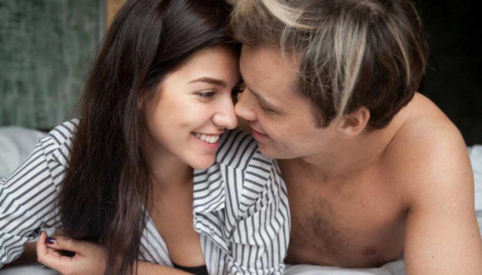 LEI AV BARE SEX?: Jo kortere sjekkeforløpet er, dess mer sannsynlig er det at det dreier seg bare om sex. Disse grepene er nyttige om du ønsker noe mer. Foto: Scanpix/Shutterstock