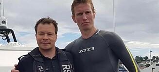 Frank Løke havnet i dramatisk redningsaksjon