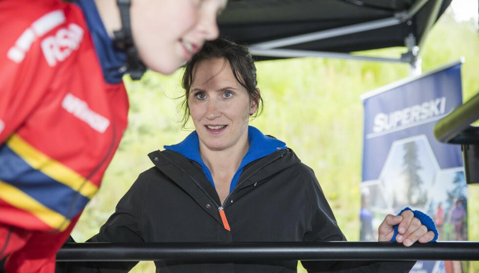 SKAL HJELPE: Marit Bjørgen (39) tid som skiløper er over, men hun skal uansett hjelpe til med å skape nye trønderske medaljehåp til ski-VM på hjemmebane i Trondheim i 2025.  Terje Pedersen / NTB scanpix