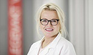 KRITISK: Lege ved legevakt Vest i Oslo, Kari Eidjar, sier stramme korsetter i verste fall kan ha alvorlige følger for kroppen. Foto: Legevakt Vest