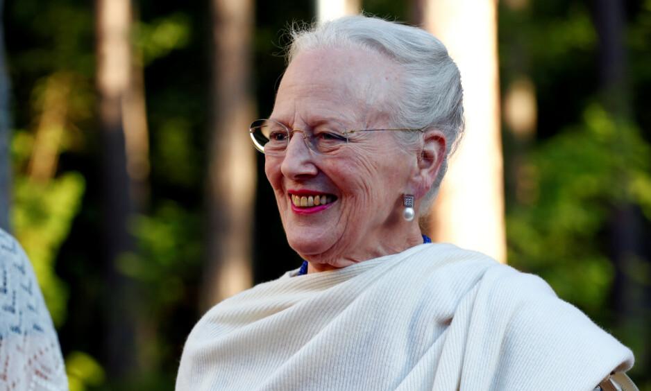 TJENER MEST: Det er dronninng Margrethe som tjener mest blant Skandinavias kongelige. Hun har i dag en årlig lønn på nærmere 106 millioner norske kroner. Foto: NTB scanpix