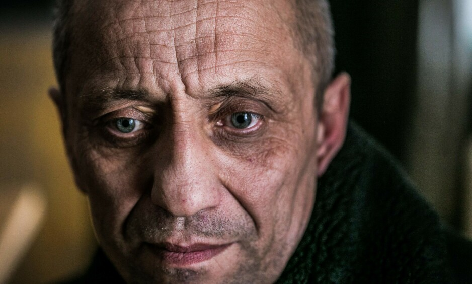 «VARULVEN»: Mikhail Popkov har drept over 79 mennesker etter at han fant ut av at kona var utro mot ham. Foto: Anton Klimov/AP