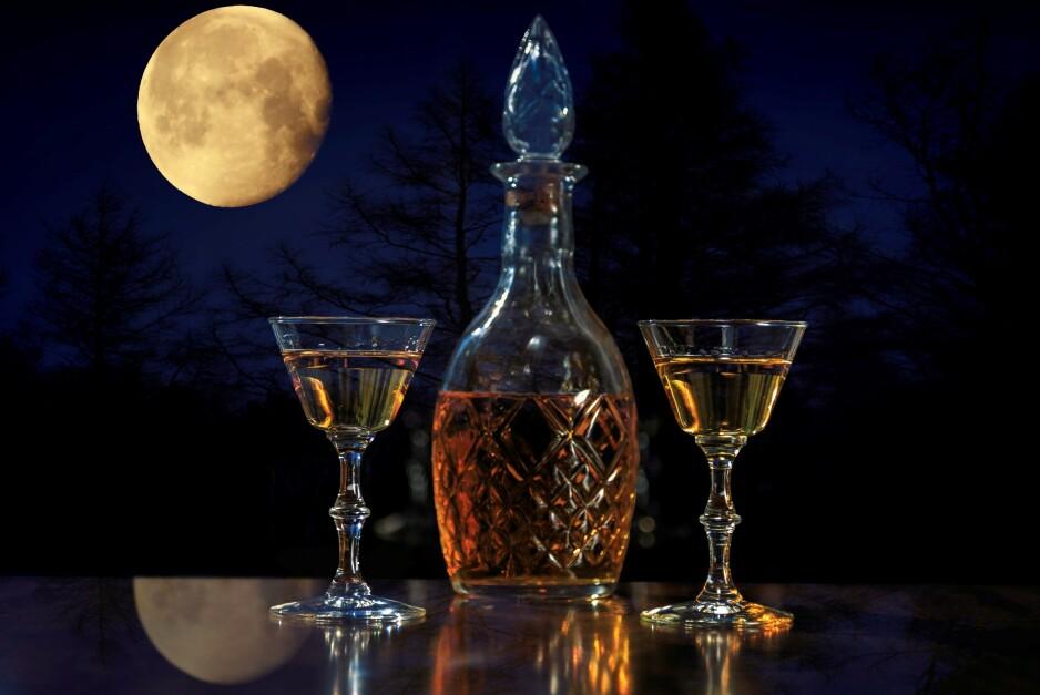 SKAL DET VÆRE ET GLASS? Sherry kommer fra regionen Jerez sør i Spania og har et variert spekter av vintyper å by på. Foto: Shutterstock / NTB Scanpix