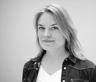 Maria Sand er klimaforsker med doktorgrad i meteorologi og oseanografi. Foto: CICERO