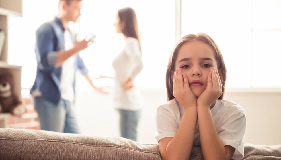 PÅ EGNE PREMISSER: Barn og ungdom bør få hjelp med familievansker ut ifra egne premisser, skriver artikkelforfatterne. Illustrasjonsfoto: NTB scanpix