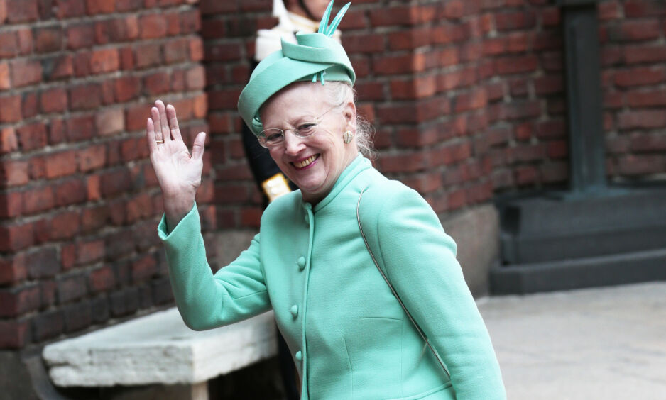DRØY SUM: Dronning Margrethes tre reiser med det danske Forsvarets helikoptre kostet opp mot 700 000 norske kroner . Foto: NTB Scanpix