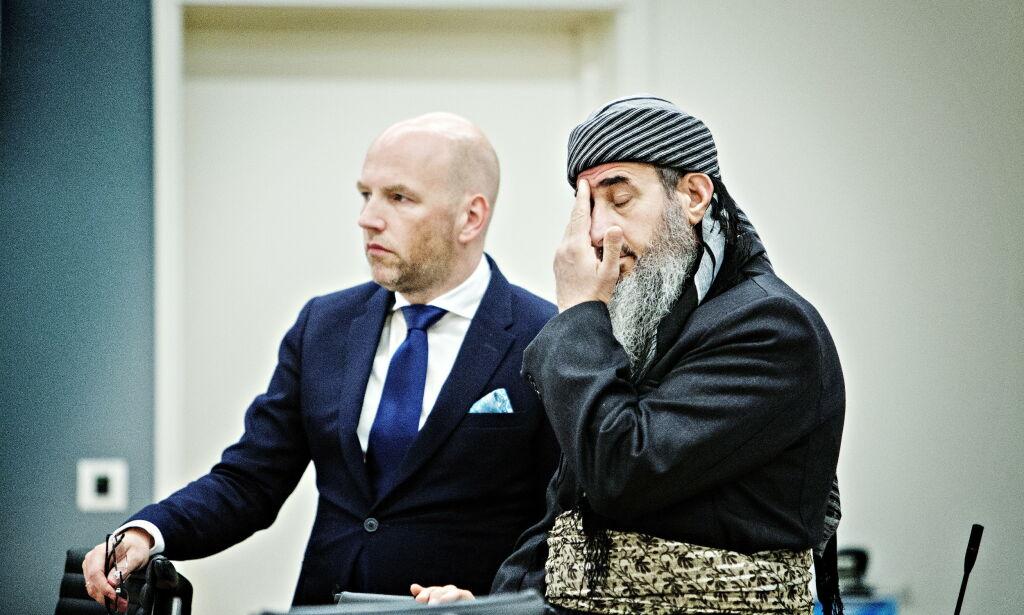Krekar dømt til 12 år i fengsel