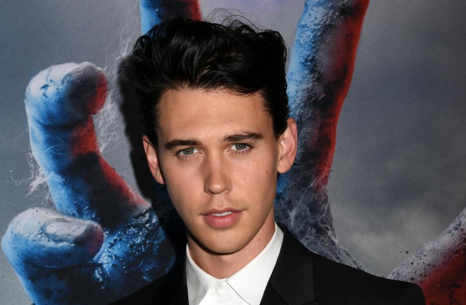SPILLER ELVIS: 27 år gamle Austin Butler har kapret rollen som Elvis Presley i Baz Luhrmanns kommende storfilm. Foto: NTB Scanpix