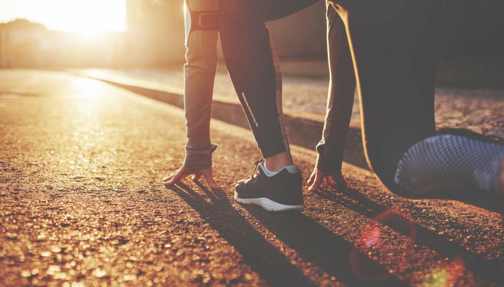 Milepæl: - Personer som klarer en slik bragd vet da at formen er god, og er blant de personene i Norge som har best fysisk form, sier professor i treningsvitenskap. Illustrasjonsfoto: NTB Scanpix