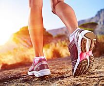 Løping: Fra utrent til mila på 10 uker