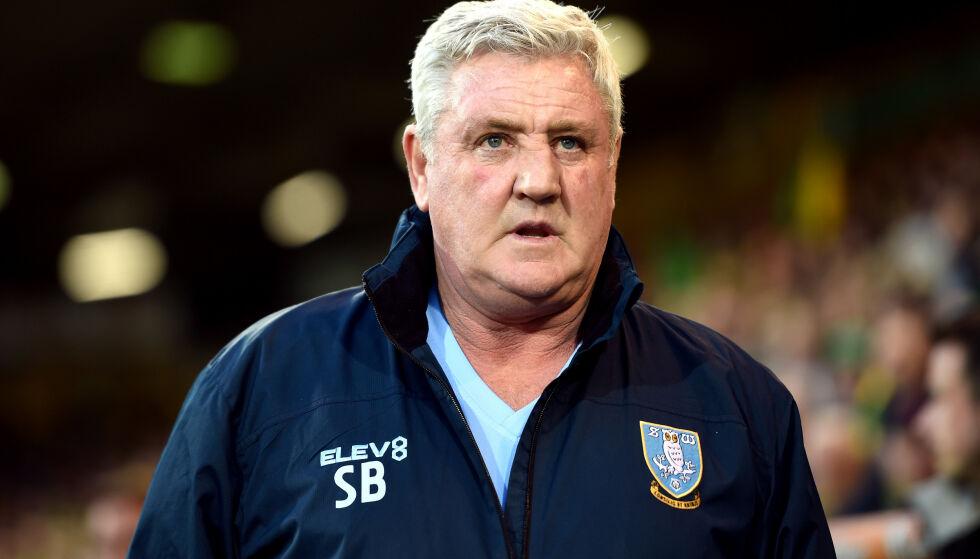 MANAGER: Steve Bruce skal lede Newcastle de neste tre årene. Foto: NTB scanpix