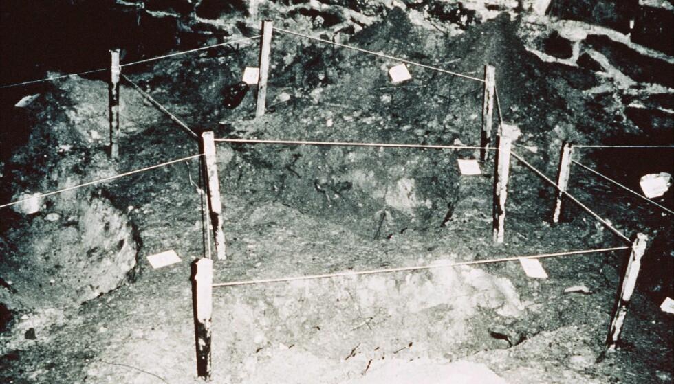 OVERRASKELSEEE: Skuespillerne improviserte seg gjenom store deler av «The Blair Witch Project», og visste sjelden hva som ventet dem i skogen. Foto: NTB Scanpix