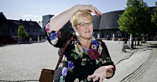 FÅR GJENNOMGÅ: Venstre-leder Trine Skei Grande. Foto: Nina Hansen / Dagbladet