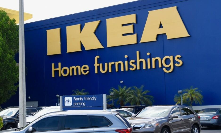 LEGGER NED: IKEA-fabrikken i Virginia legges ned i desember i år. Foto: Michele Eve Sandberg/Shutterstock/NTB scanpix