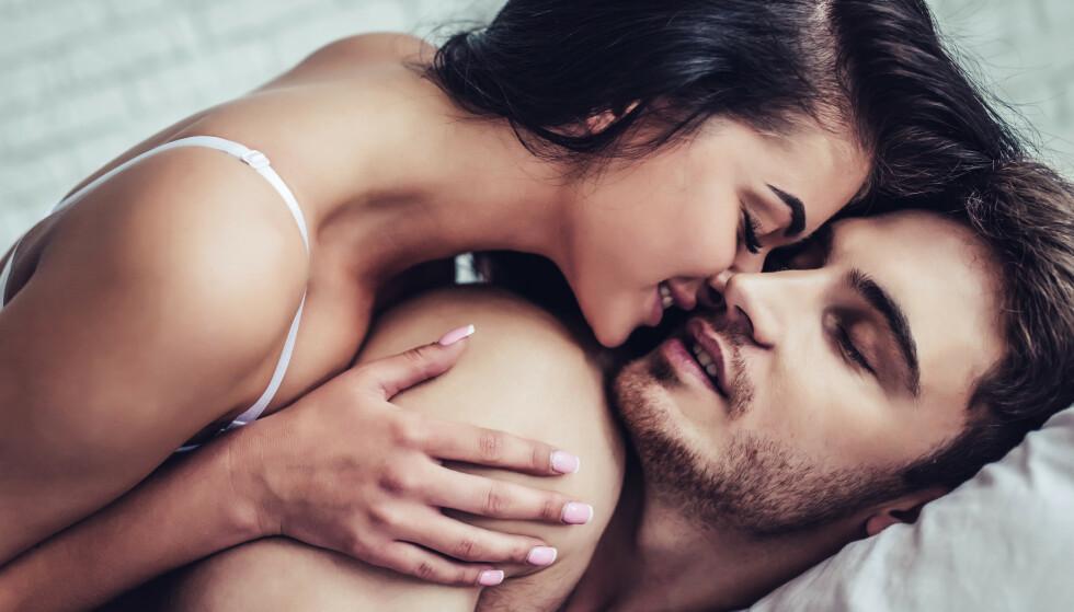Mange kan kanskje bli litt satt ut dersom partneren deres vil kalle dem «daddy». Men det er nok mer et utrykk for underkastelse enn at kvinnen har «daddy issues». Foto: NTB Scanpix