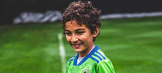 Kreftsyke Bheem (8) signerte for MLS-klubb