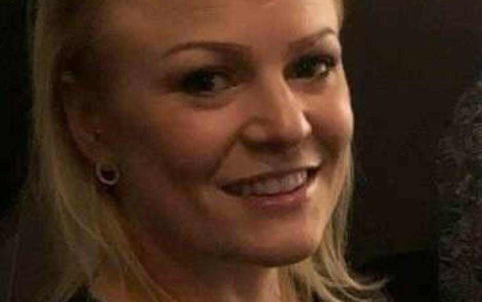 OMKOM: Stina Hägglöf omkom i flystyrten. Foto: Privat