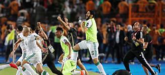 Algerie vant Afrikamesterskapet etter merkelig scoring og VAR-drama