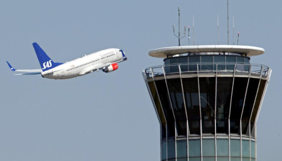 KONFLIKT: Leder i Norsk kabinpersonale, Pål Røine, er ikke nådig med hvordan hans eget selskap legger forholdene til rette for sine ansatte på flyene. Foto: Terje Pedersen / NTB scanpix