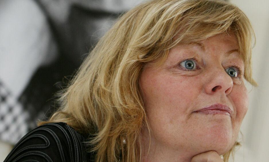 OVERRASKET: Skuespiller Inger Nilsson legger ikke skjul på at hun ble tatt på senga av fansens økonomiske initiativ. Foto: NTB Scanpix