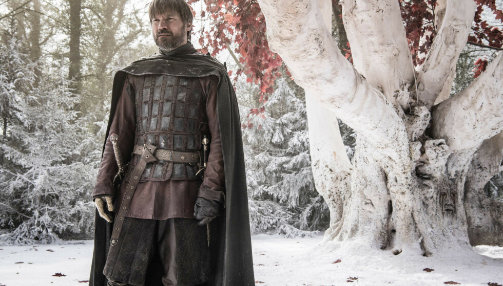 <strong>JAMIE LANNISTER:</strong> Nikolaj Coster-Waldau spilte rollen som Jamie Lannister i «Game of Thrones». Foto: HBO Nordic